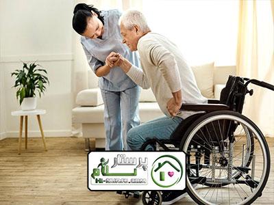 مراقبت از سالمند وردآورد