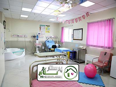 مراقب بیمار در بیمارستان شماره 2